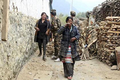 В Тибете произошло землетрясение магнитудой 6,2