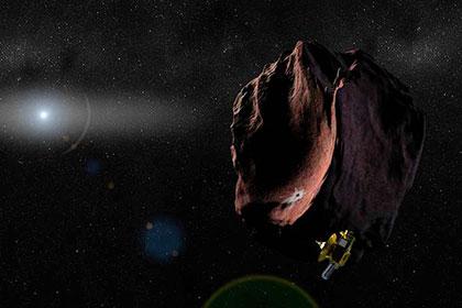 «Новые горизонты»: облака наПлутоне икрасный-прекрасный «пункт назначения»