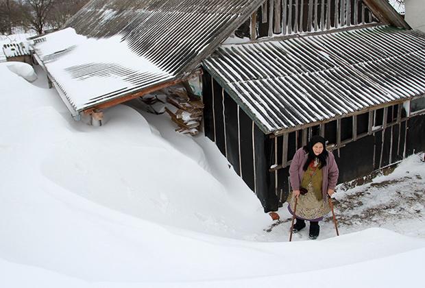 На Украине готовятся к аномально холодной зиме