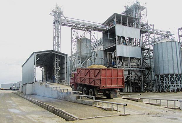 Рисовый завод