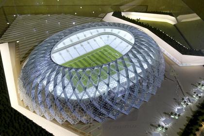 Рабочий скончался впроцессе возведения стадиона ЧМ-2022 вКатаре