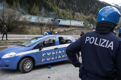 В Италии произошло второе за два месяца сильное землетрясение