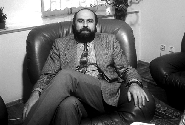 Анатолий Тихенко