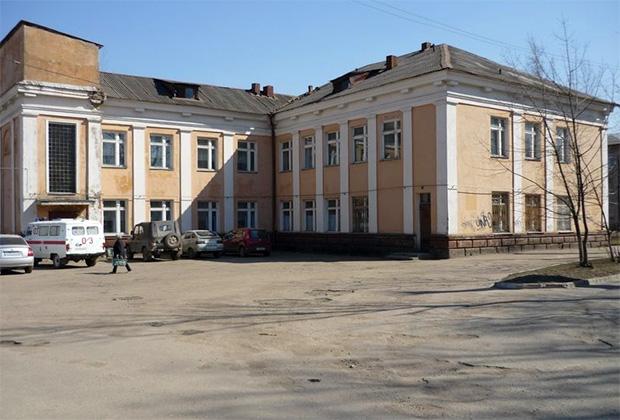 Первая городская клиническая больница Смоленска
