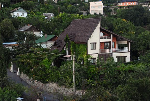 Дом Софии Ротару