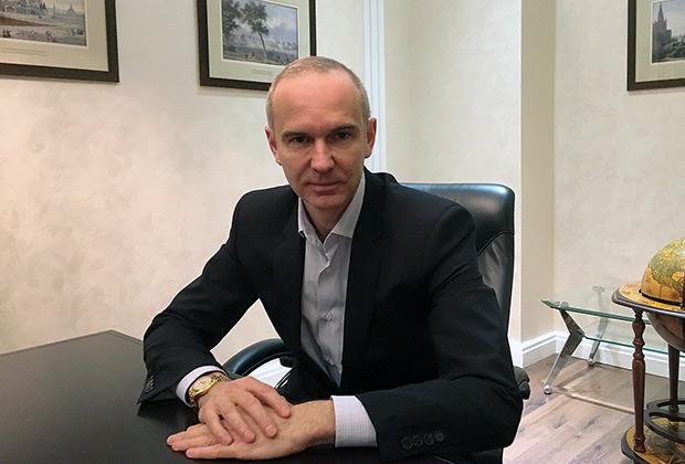 Сергей Кошеленко