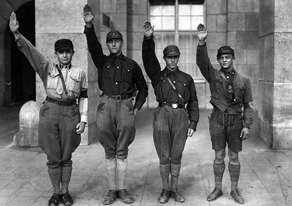Члены НСДАП, 1928 год