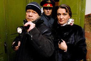 Кадр из фильма «Хроники убойного отдела»