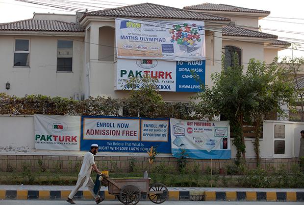 До недавних пор школы PakTurk были одним из главных инструментов турецкого влияния в Пакистане