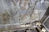 Согласно христианскому преданию, тело Иисуса Христа после распятия в 30 или 33 году покоилось на каменном погребальном ложе в известняковой пещере. Гроб Господень заключен в Кувуклии — купольной часовне из желто-розового мрамора в центре ротонды храма Воскресения Христова площадью шесть на восемь метров.