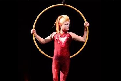 Артистка Cirque duSoleil сорвалась свысоты вовремя шоу