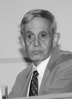 Джон Нэш — математик-экономист, страдавший от шизофрении и слуховых галлюцинаций