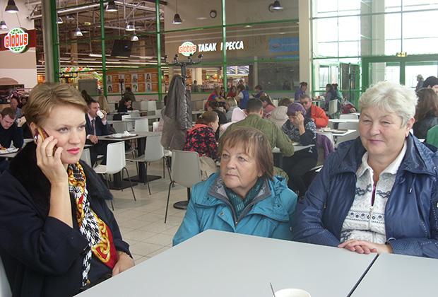 Встреча соискателей с работодателем Ольгой Уваровой