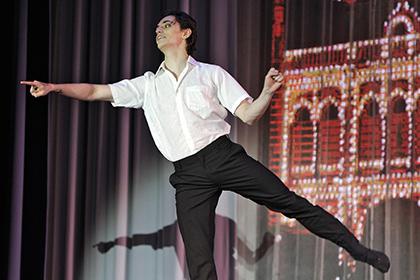 Украинский танцовщик сыграет вкино сДжонни Деппом