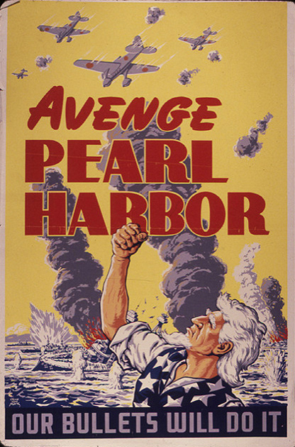 the attack on pearl harbor the spark of the involvement of america in the second world war
