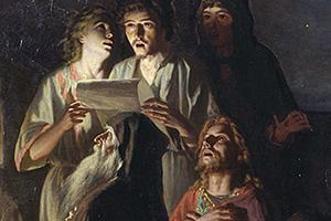 В. Навозов. Крещение Руси