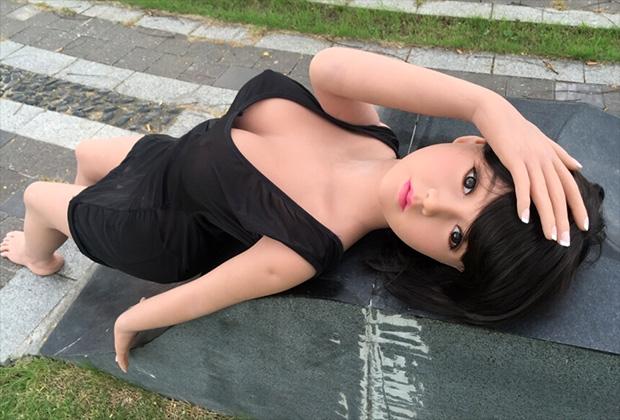 Одна из моделей кукол My Silicone Love Doll