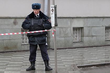 ФСБ отыскала взрывчатку вквартире наюго-западе столицы