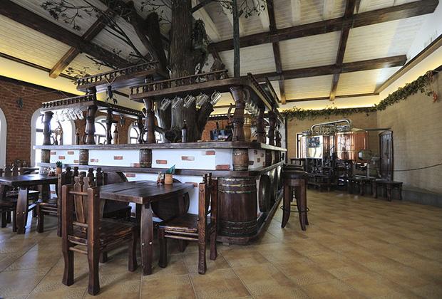 «Плесский Пивной Дом» расположился в старинном особняке