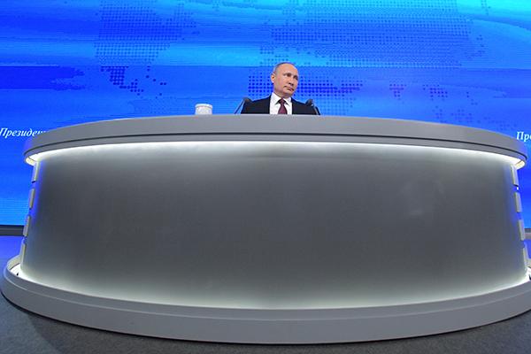 Путин охакерских атаках: «проигравшая сторона всегда ищет причины настороне»