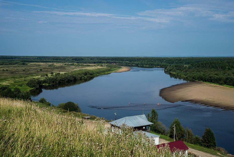 Древний город Чердынь — медвежий угол Пермского края