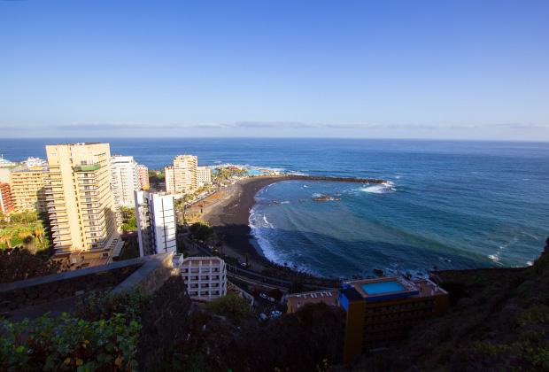 На Тенерифе 14 пляжей отмечены международной наградой «Голубой флаг»