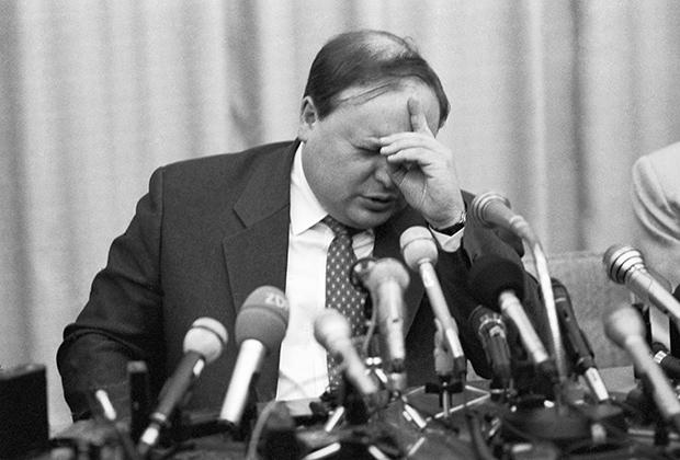 Егор Гайдар выступал за радикальные экономические реформы