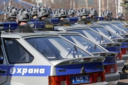 Полицейский убит в«новой» столицеРФ