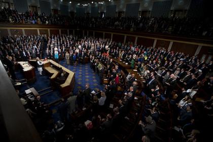 Съезд: Трамп окончательно одержал победу выборы