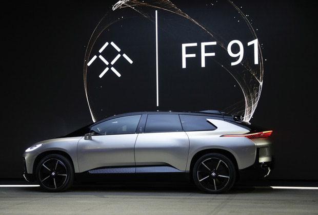 FF 91 от компании Faraday Future