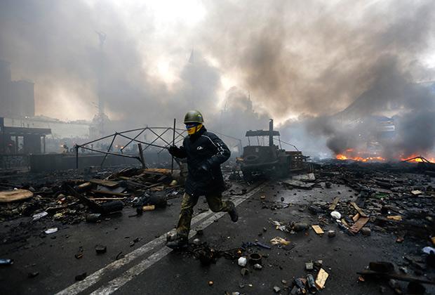 Дорогомиловский суд признал события зимы 2014 года в Киеве государственным переворотом