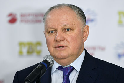 Михеев вступил вдолжность гендиректора «Рособоронэкспорта»