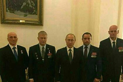 Путин о ЧВК