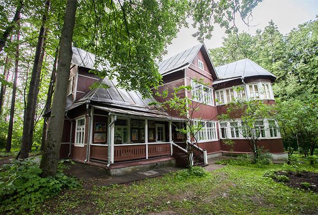 Дом-музей Б.Л. Пастернака