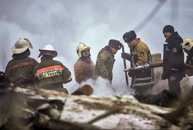 По последним данным, в катастрофе погибли 37 человек