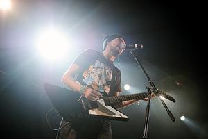 Концерт Noize MC в клубе Arena Moscow.