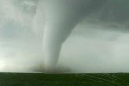 Учеными раскрыто происхождение «зон смерти» внутри торнадо