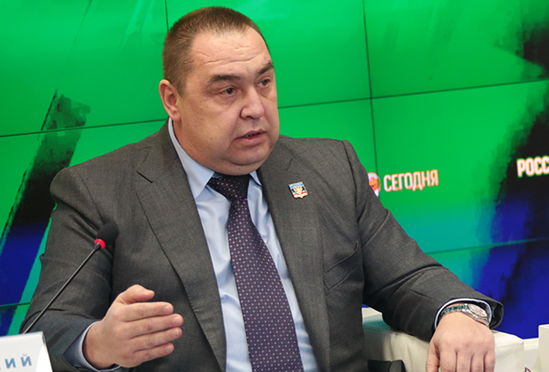Болотов объявил своим преемником Игоря Плотницкого