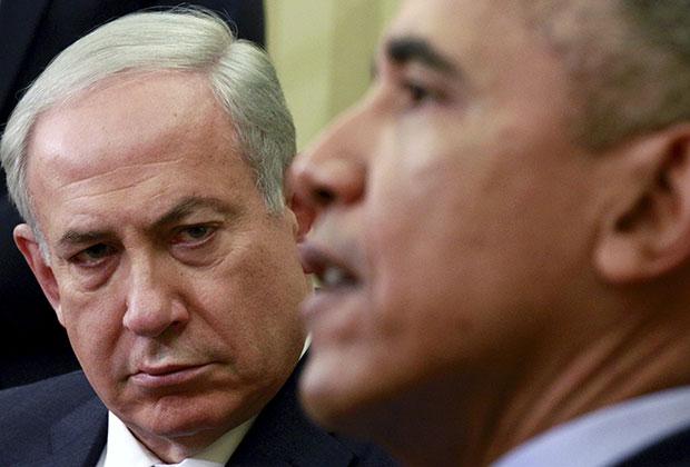У Биньямина Нетаньяху и Барака Обамы личные отношения не сложились