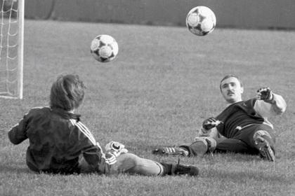 Пофакту смерти футболиста Чанова завели дело обумышленном убийстве