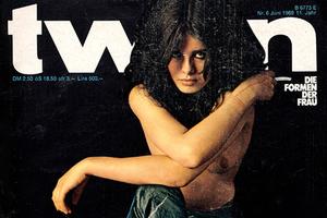 twen, Nr. 6, 1969, Фотография: Гвидо Мангольд, графика: Вилли Флекхаус