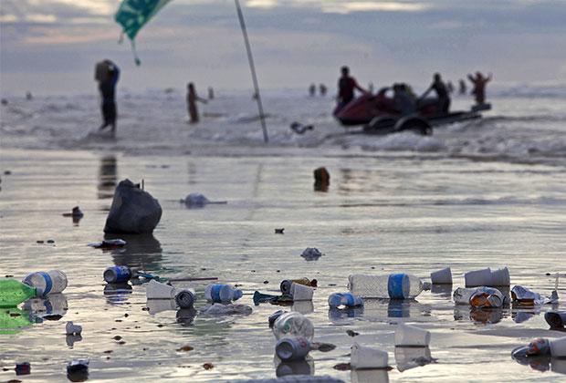 Экологи призывают жителей омываемых Балтикой стран к самоконтролю