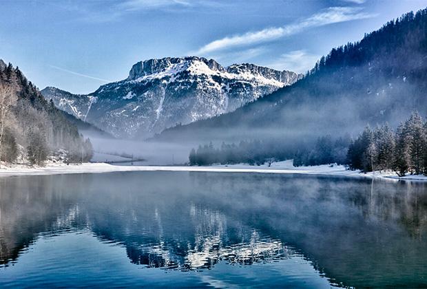 Неподалеку от Вайдринга расположено знаменитое озеро Пиллерзее