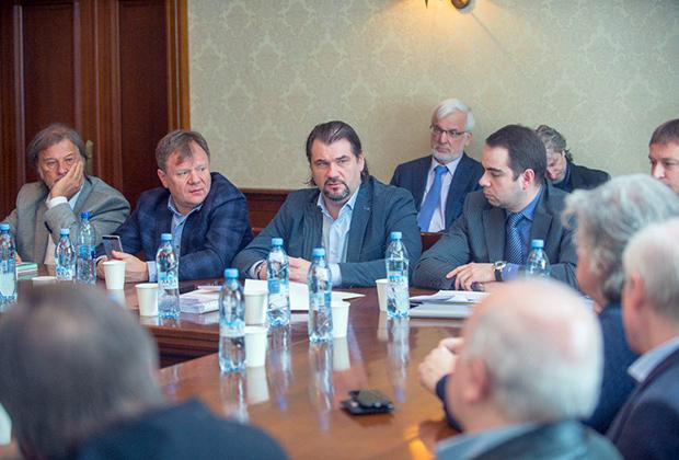Расширенное заседание Авторского совета РАО