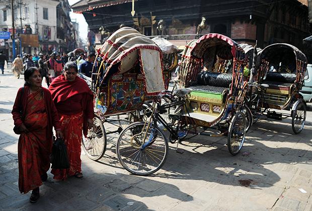 Миллионный Катманду крайне перенаселен