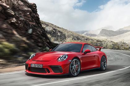 Стали известны характеристики нового Порше 911 GT3