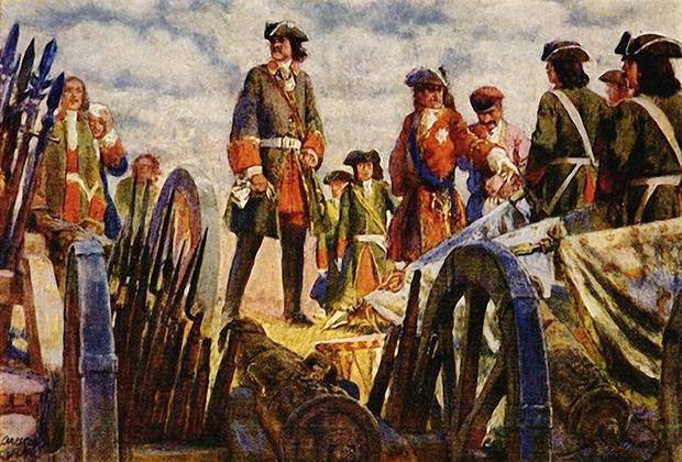 Петру I нужна была сильная металлургическая отрасль, чтобы победить Швецию и начать строительство Российской империи.
