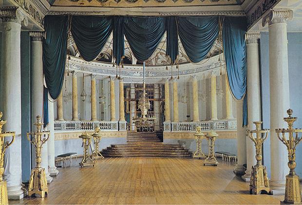 Театр Шереметевых стал одним из первых социальных лифтов для низшего сословия.