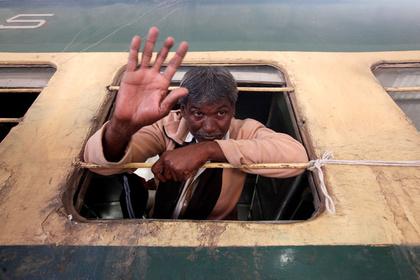 Индийский фермер одержал победу суд иполучил пассажирский поезд вкачестве компенсации