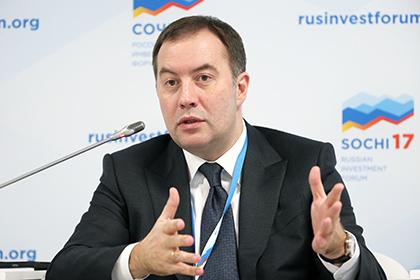 Председатель правления «Росэксимбанк» Дмитрий Голованов